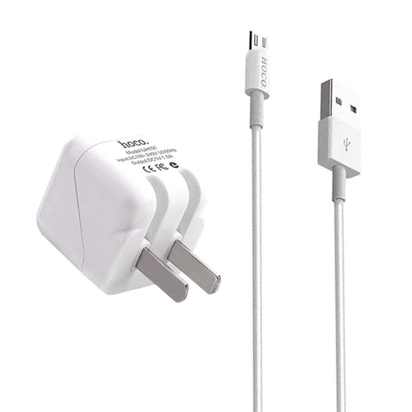 Hoco Wall Charger UH101 Micro USB
