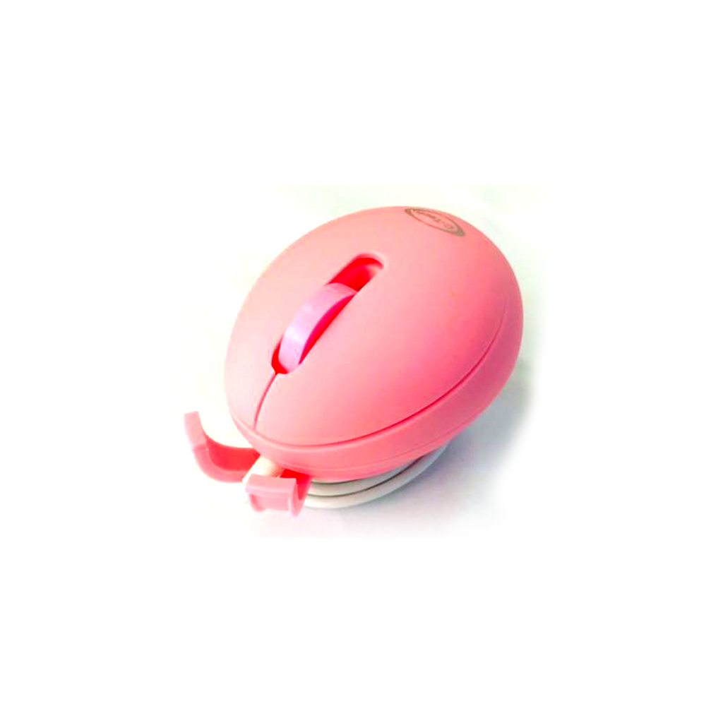 C-Tech Mouse Pink