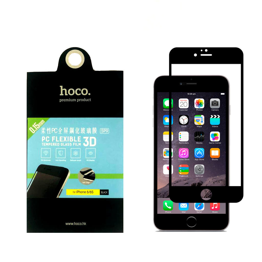 Hoco Glass iPhone 6/6s SP9 3D