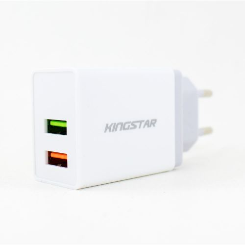 Kingstar Wallcharger KW155i with Lightning  Cbale
