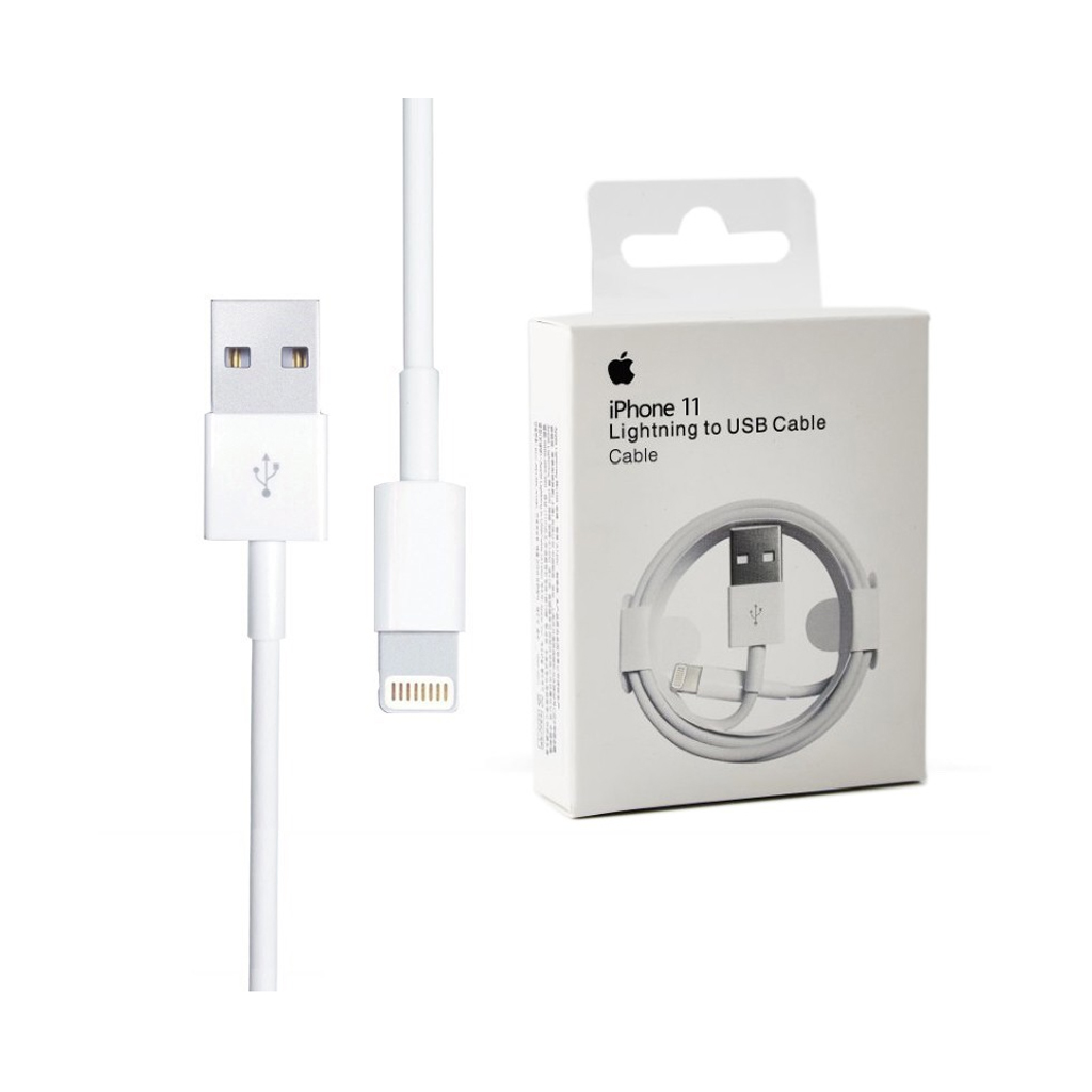 Apple Lightning Cable iPhone 11 Box