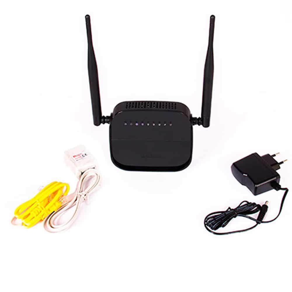 D-Link ADSL Modem DSL-124